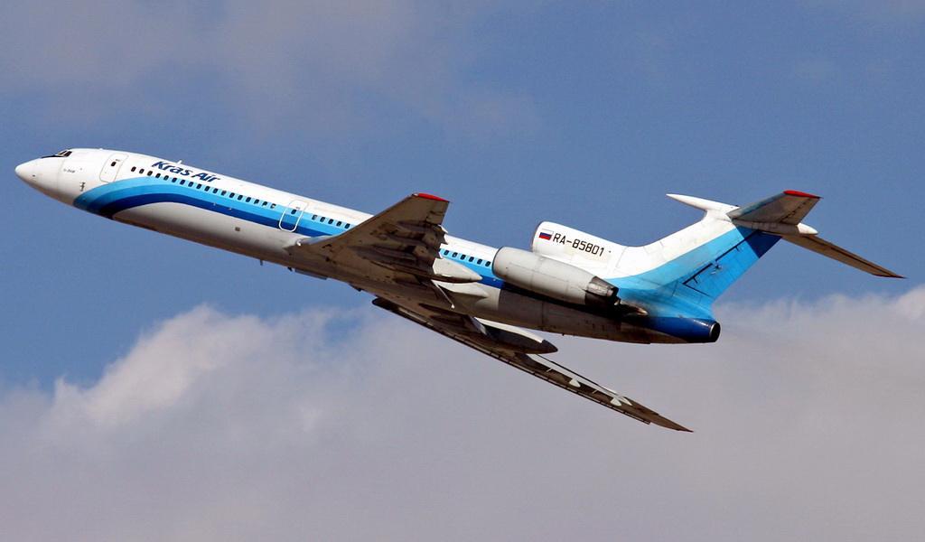 机长太自信酿惨案?俄图-154客机坠毁原因公布