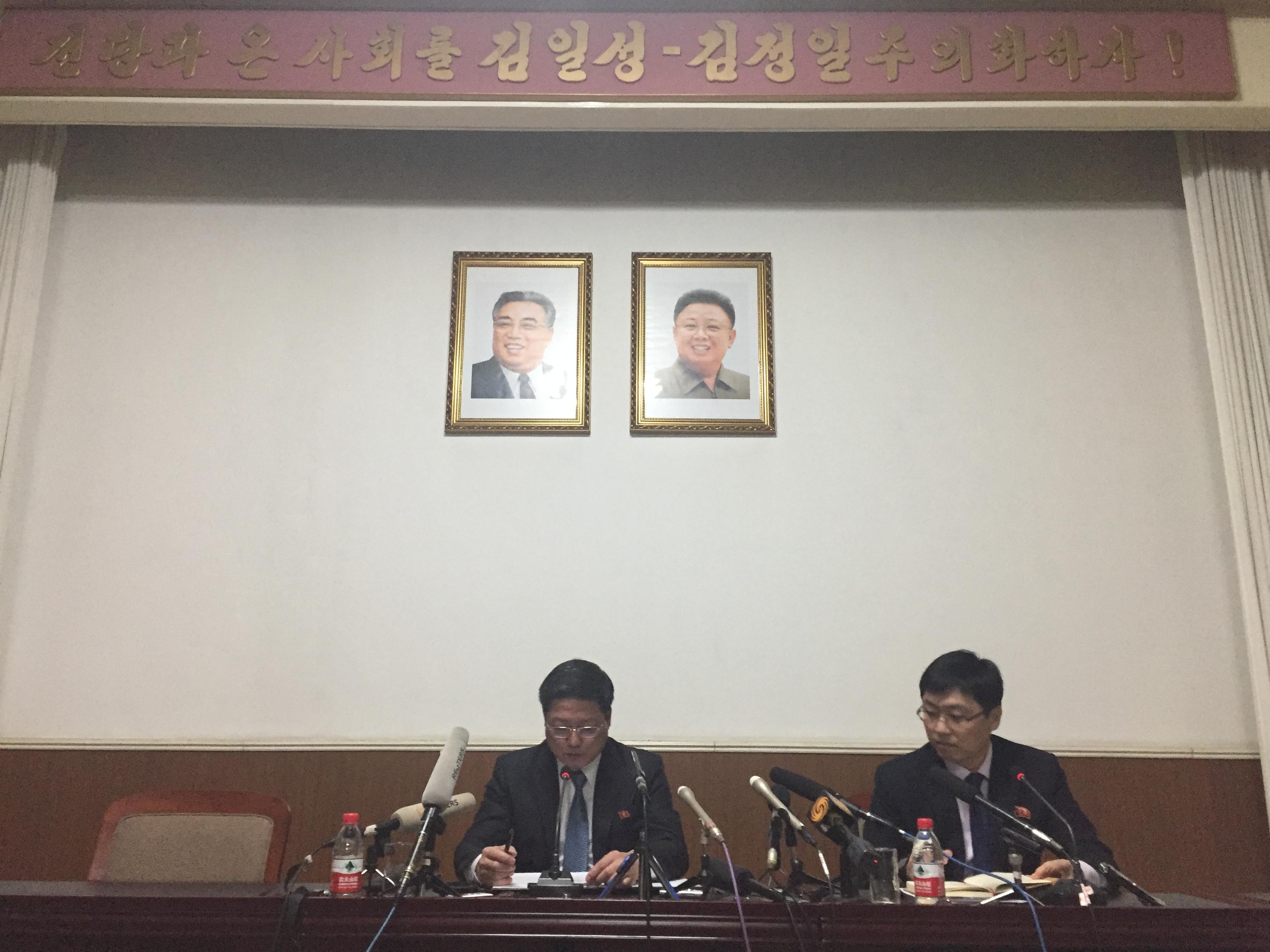 朝鲜驻华使馆:半岛局势恶化主要责任在美韩