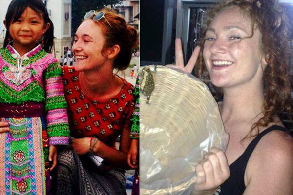 英国美女赴印度参加胡里节 遭性侵后被弃尸海滩