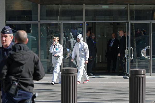 国际货币基金组织巴黎办公室发生邮件爆炸