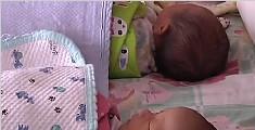 双胞胎女婴惹人怜 爱心人士伸援手