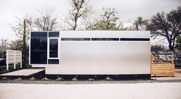 哈佛研究员发明堆叠房屋 最多三周可落成
