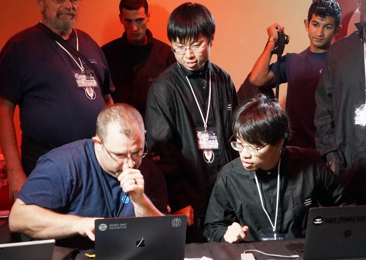 2017 Pwn2Own爆黑马:长亭攻破全球三大操作系统
