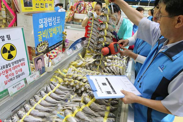 """福岛核辐射依然令世界担忧 日本食品难消""""核阴影"""""""