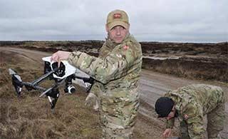 丹麦军队使用大疆无人机?