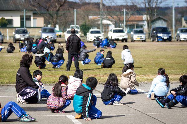 未雨绸缪!日本举行首次疏散演习 应对朝鲜导弹威胁