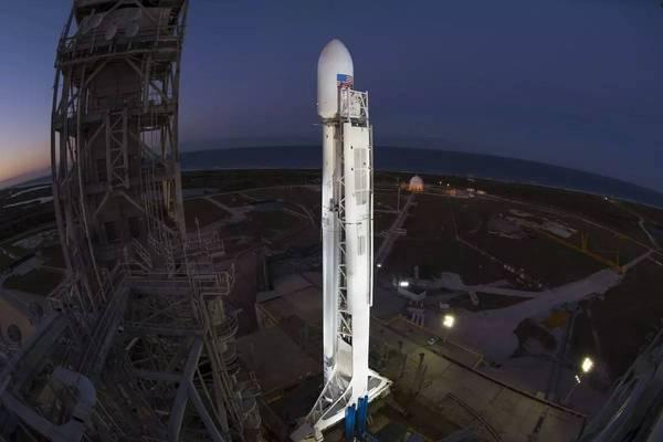 商业卫星EchoStar XXIII搭载猎鹰9号成功部署