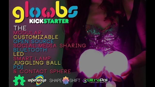 这个Glowbs智能LED球超好玩