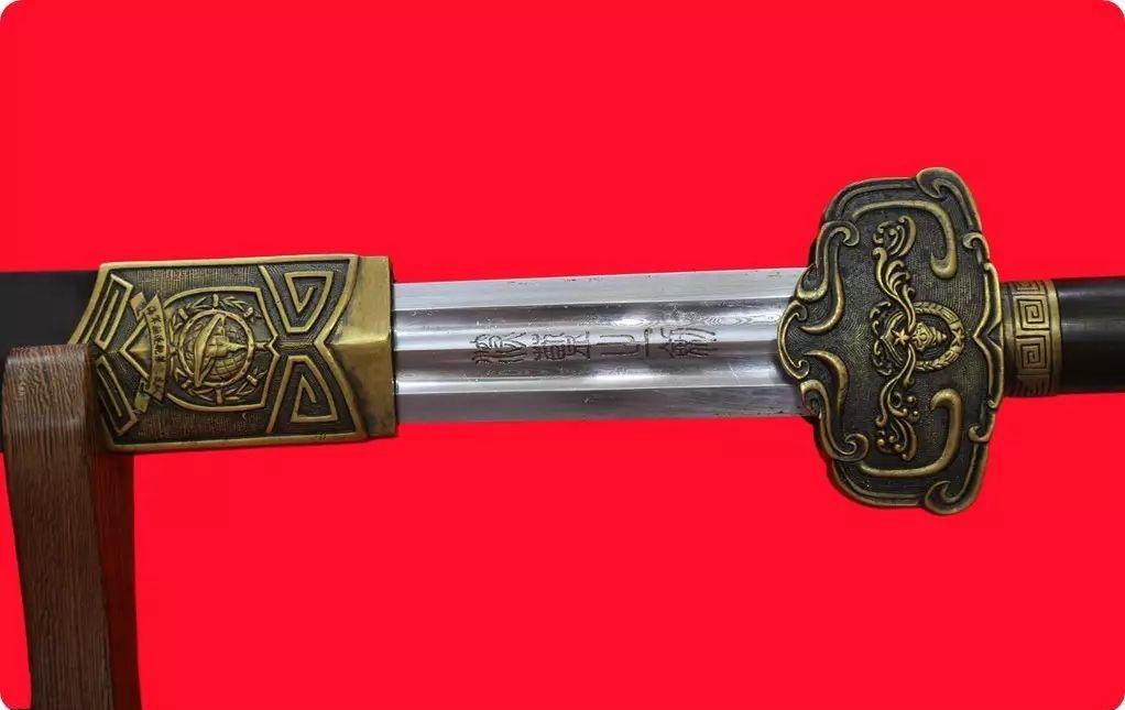 剑_中国海军举行授剑仪式气势逼人