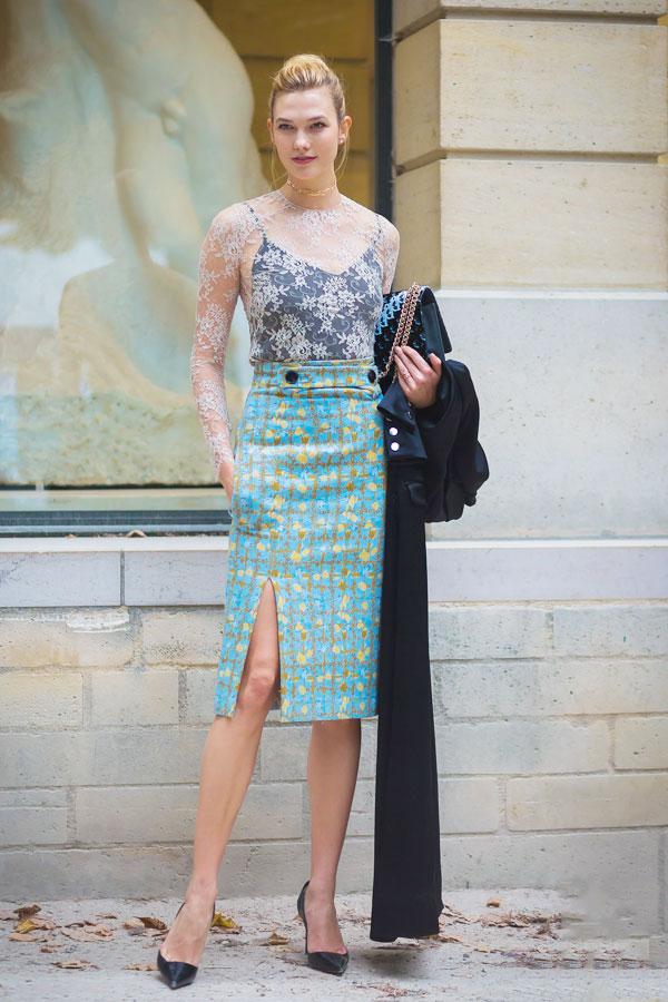 根据身材选裙子 穿出最美的样子