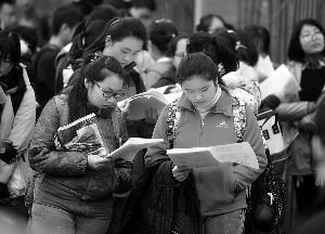 江苏34.41万考生参加小高考 题目涉及十八大、两会