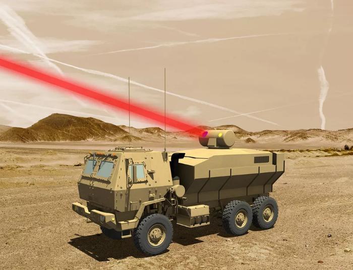美国陆军和国防承包商在激光武器方面取得进展