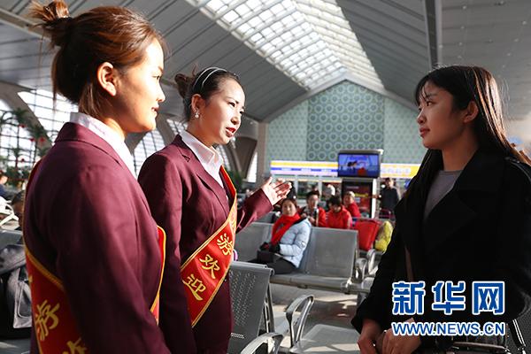 金牌导游上列车 宁夏旅游创新推介方式