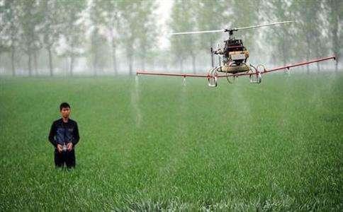 国内首家植保无人机专用农药药剂研发中心在郑州成立