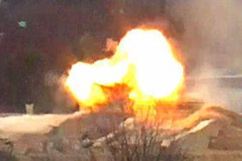 防不胜防:T-72坦克被美制导弹一发入魂