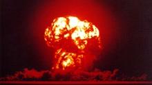 美国公布多条核试验爆炸视频
