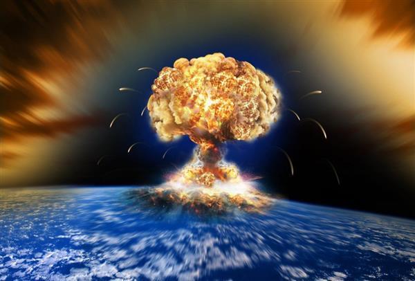 如果在太空引爆核弹:恐怖之极!