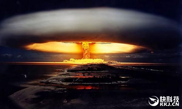 美国绝密核试验视频大量公开!恐怖的震撼