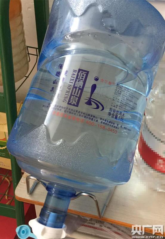 牡丹江一饮用水硒元素含量被夸大100倍 检测报告疑遭涂改
