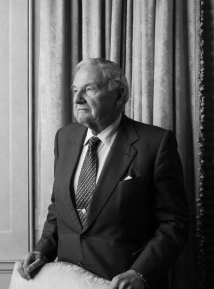 快讯:一代传奇!亿万富豪洛克菲勒去世 享年101岁