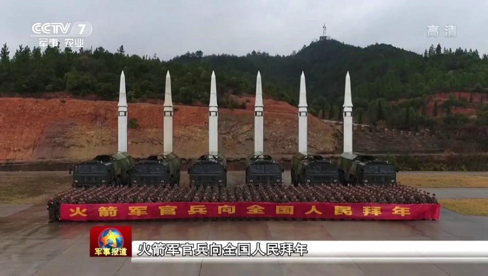 少将:面对半岛局势须备战 火箭军应做好准备