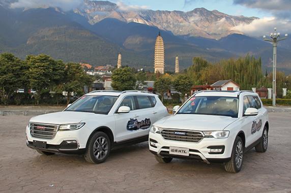出击中型SUV市场 哈弗H7凭什么对抗合资品牌