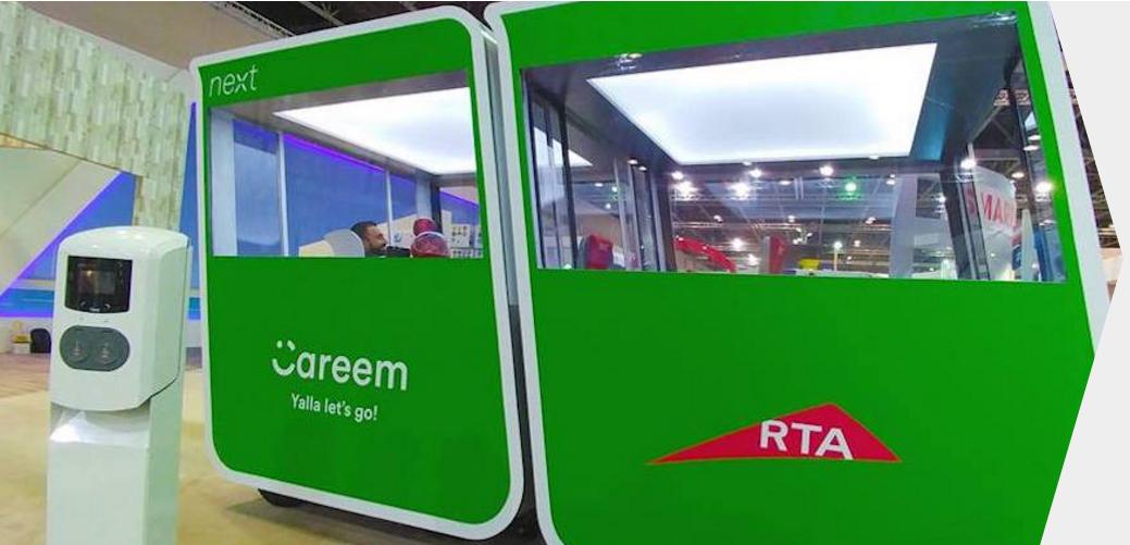 易到用车和迪拜服务商合作 组团与优步竞争