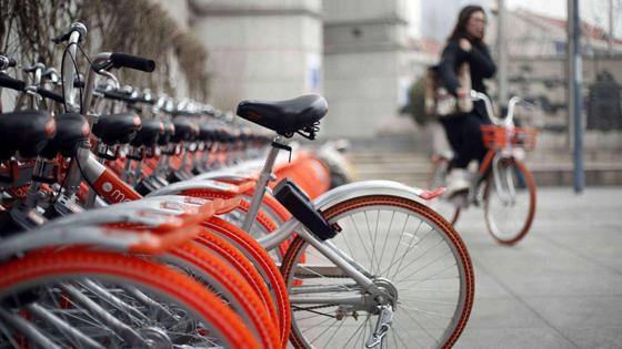 """日媒:共享单车狂增 让中国消费者""""有点烦"""""""