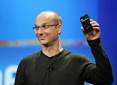 苹果施压 软银取消投资安卓之父初创公司