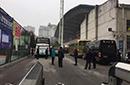 韩国抵长沙首训特警护航 周围道路短暂实施管制