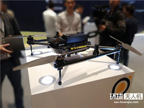 极飞发布C2000测绘无人机 农业用上云计算与微信小程序
