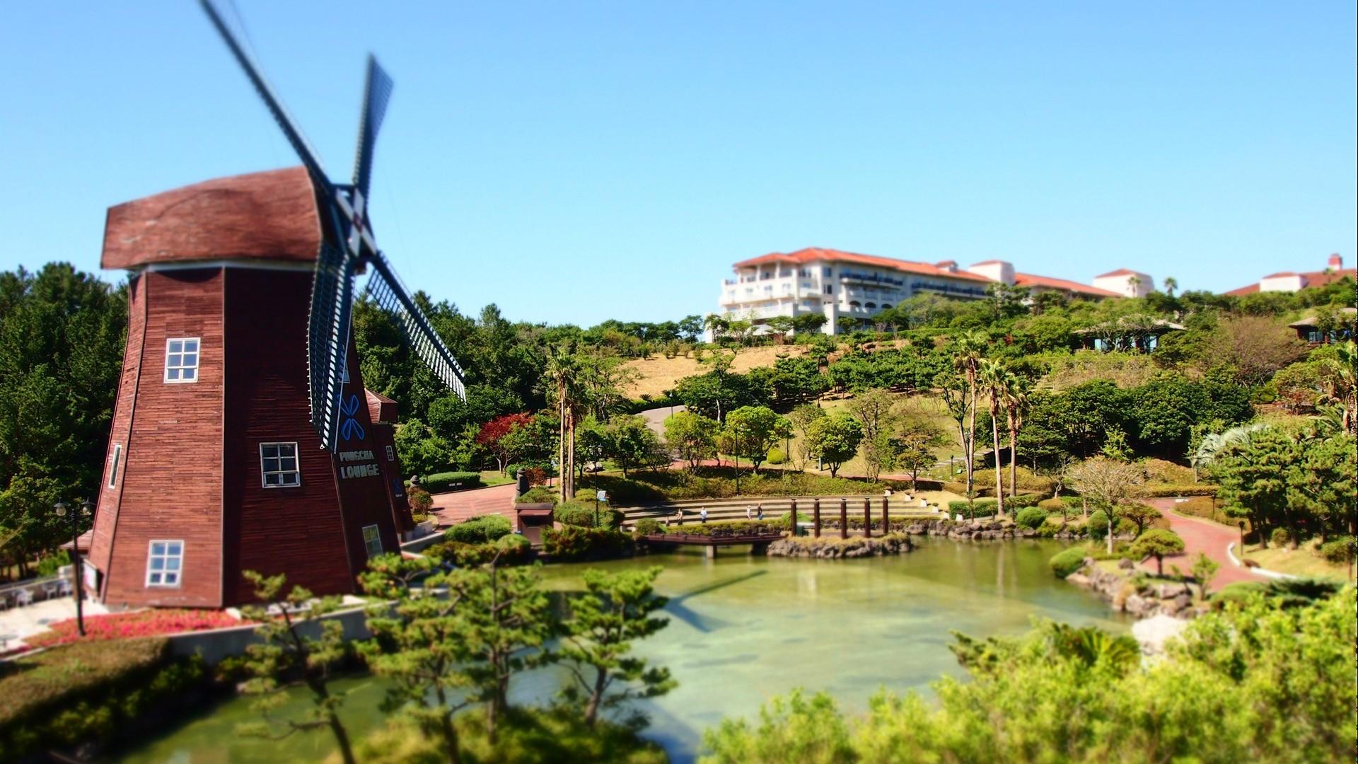 韩国济州岛或将转型 为成环保产业城市展开行动