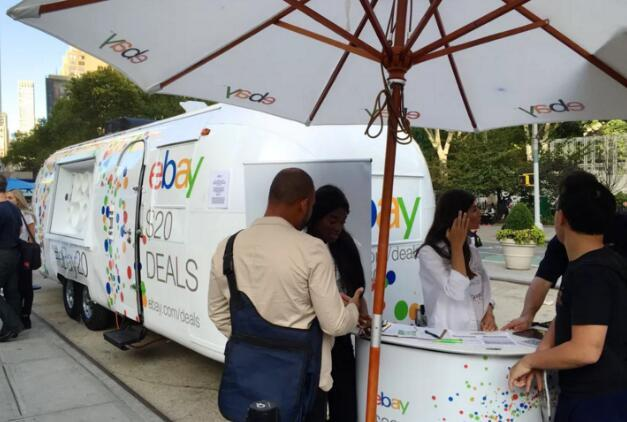 eBay提供三日达服务 欲向亚马逊开战