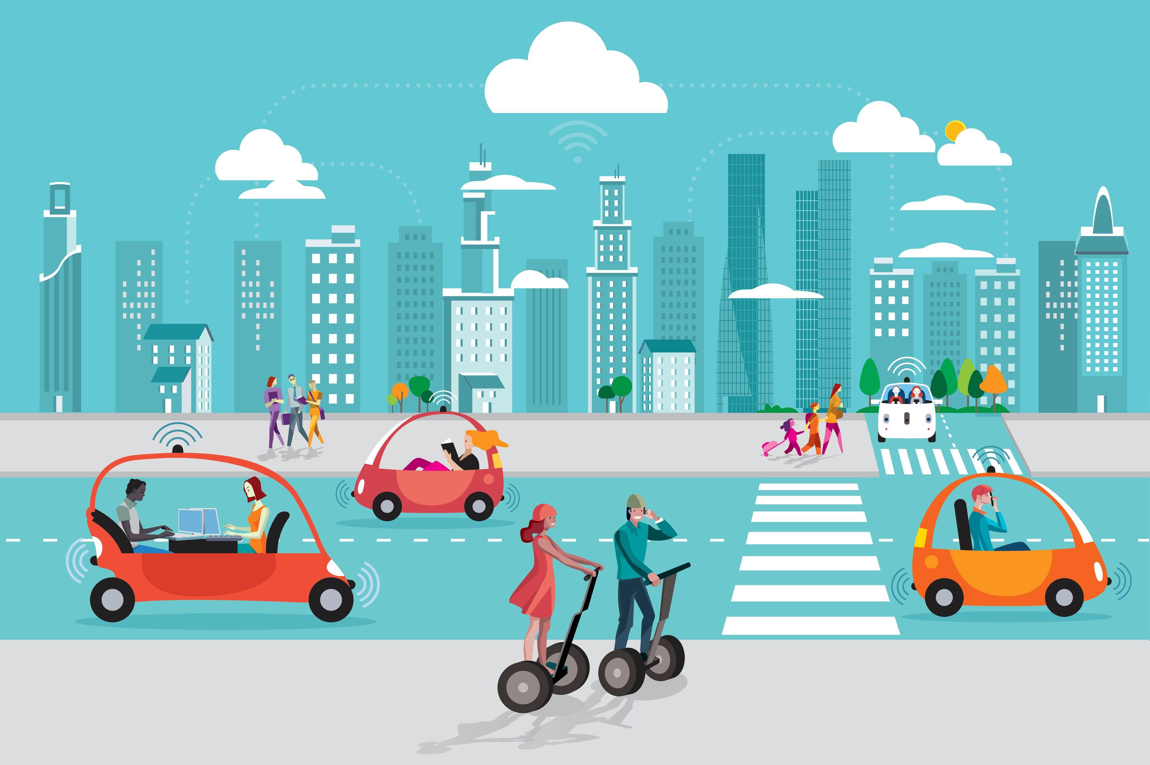 """以色列有意成新一代""""底特律"""" 聚焦无人驾驶汽车"""