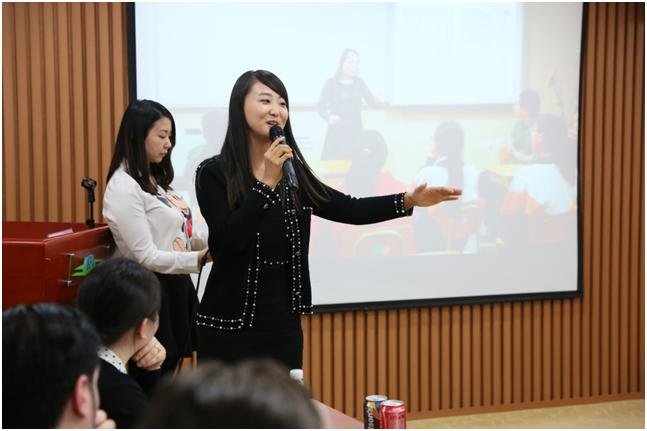 教学模式引惊叹 盒子鱼参加中芬国际教育合作论坛