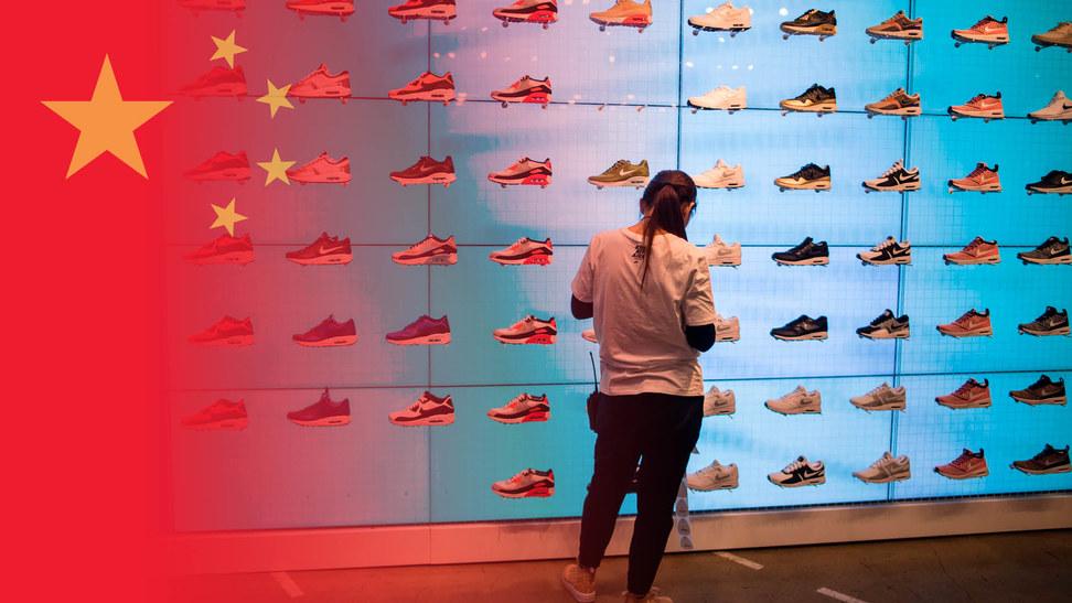中国健身热为运动品牌带来增长动力
