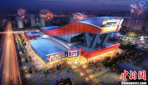 哈尔滨万达城开业百日倒计时启动 文旅产业成为经济转型突破口
