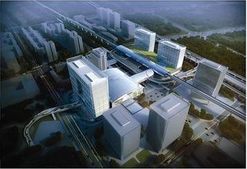 北京地铁1号线苹果园站将扩大站厅及站台空间