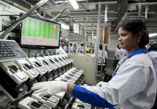 小米将建印度第二家手机工厂 产能每秒1部手机