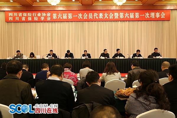 四川省保险行业协会换届:侯志军当选为会长