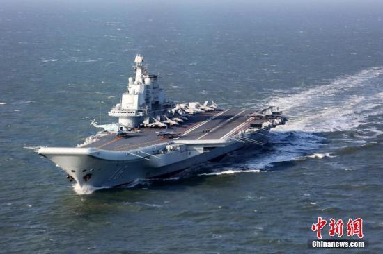 中国第三艘航母长什么样?专家:或用蒸汽弹射