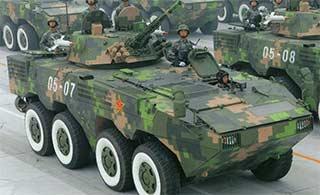 泰国陆军再与中国签军售大单