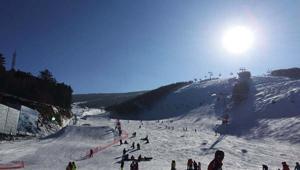 崇礼中雪 雪场迎雪季最后狂欢季