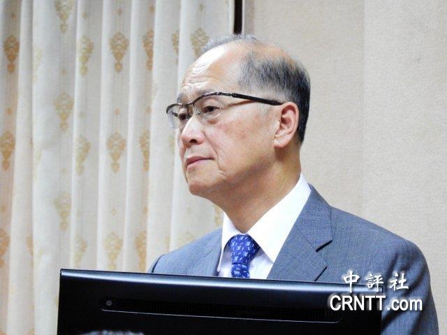 """李大维回应质询:两岸关系不是""""外交关系"""""""