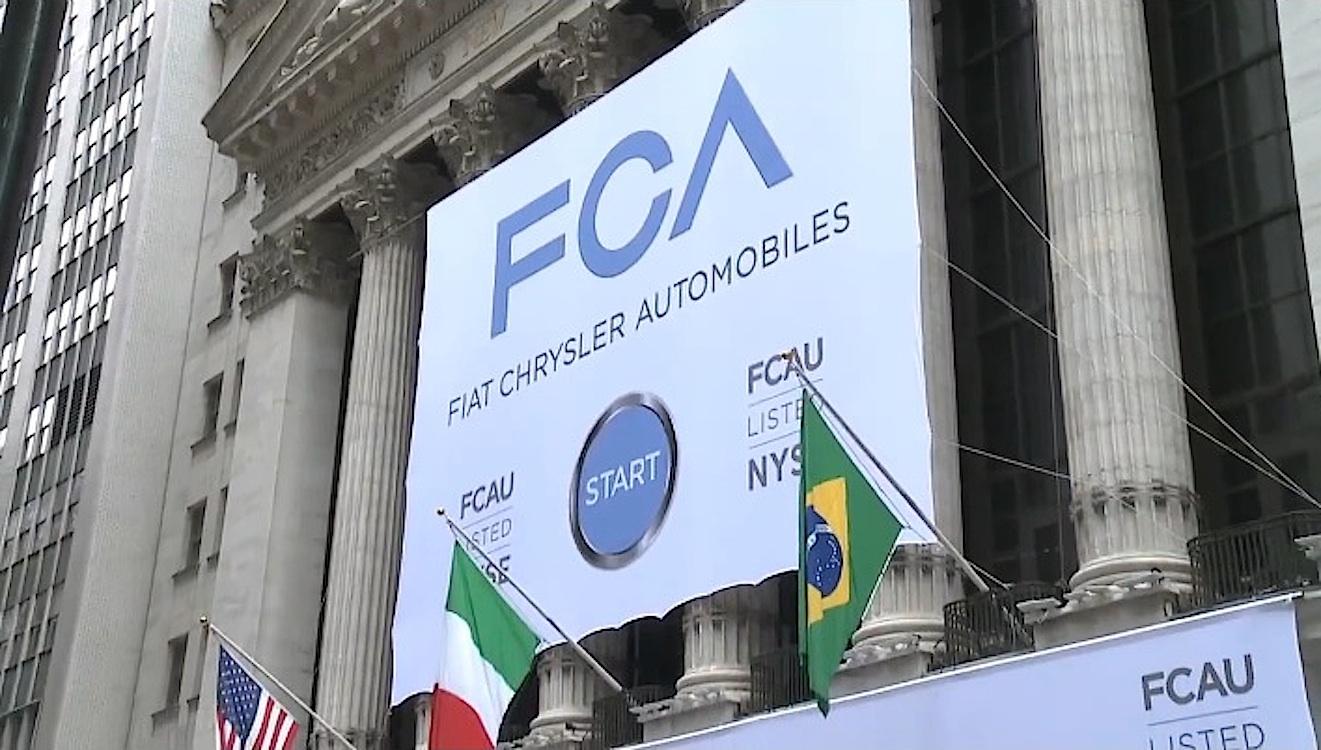 法国展开菲亚特克莱斯勒车辆调查 被指排放作弊
