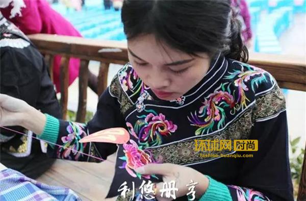 中国手工坊与黔西南的美丽情缘