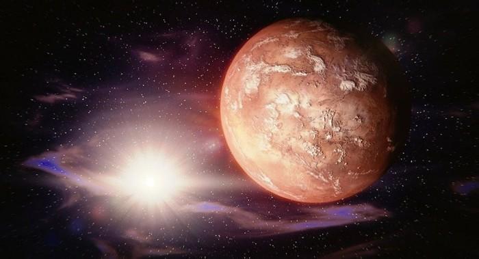 地球物理学家不排除地球数十亿年后或与火星相撞