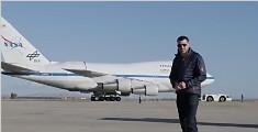 波音747成最大飞行望远镜