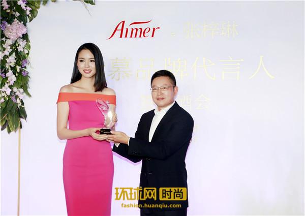 辣妈张梓琳:每一个妈妈都可以是漂亮的妈妈