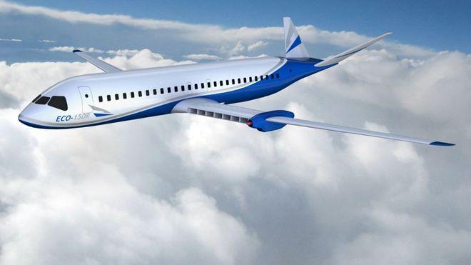 美初创公司开发电动民航飞机 支持续航483公里